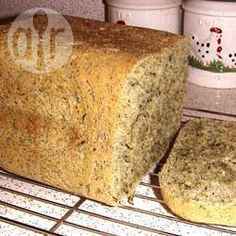 Recipe photo: Spinach and Cheddar Loaf