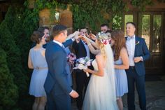How to deal with wedding jitters