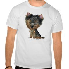 Gracie (Yorkshire Terrier) T-shirts