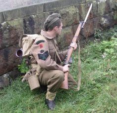 WW2 British British Army Uniform, British Uniforms, British Soldier, Commonwealth, Army Infantry, Uniform Design, Military Diorama, Ww2 Tanks, World War Two