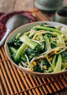 "Ru Yi Cai (""As You Wish"" Vegetables) - 如意菜 | The Woks of Life"