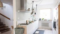 Umbau Reihenhaus Teil III - Neue Küche