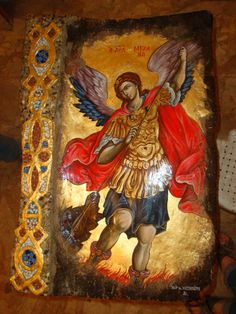 Faith Of Our Fathers, Kunst Online, Byzantine Icons, Religious Images, Archangel Michael, Orthodox Icons, St Michael, Drake, Catholic