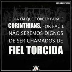 Sport Club Corinthians, Soccer, Heart, Life, Football Soccer, Futbol, European Football, European Soccer, Football
