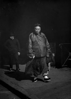 Arnold Genthe (1869 – 1942) was a German-born American photographer, best known for his photographs of San Francisco's Chinatown, the 1906 ...