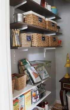 Коробки в кухню