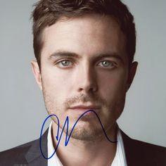 #autographe #acteur #CaseyAffleck Casey Affleck, Instagram