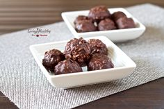Homemade Ferrero Rocher • Paleo, grain-free, gluten-free, dairy-free, soy-free by #livinghealthywithchocolate