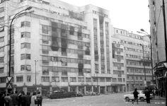 center Bucharest Romania Romanian revolution 1989 revolutia romana