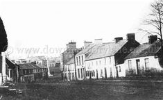 Ballyclare Memory lane with precious memories Old Images, Old Photos, Image N, Historical Images, Northern Ireland, Main Street, Origins, Walks, Photographs