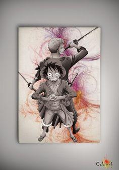 Image of one piece - Monkey D Luffy - Roronoa Zoro - Nami - Chopper - Franky - Usopp - Sanji n174