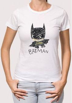 Camiseta Batman Dibujo