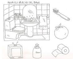 Hidden Pictures, Personal Hygiene, Teaching Resources, Literacy, Worksheets, Kindergarten, Diagram, School, Erika