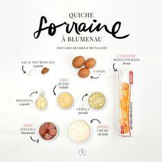 Banner Ingredientes Quiche Blumenau