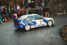 Escort Cosworth 98 Monte Carlo, Juha Kankunen