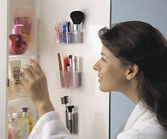 #Organize cosmetic makeup products is most easy way!
