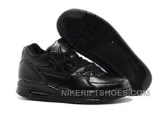 http://www.nikeriftshoes.com/nike-air-flight-89-all-black-leather-basketball-shoes-for-top-sale-c4ar8.html NIKE AIR FLIGHT '89 ALL BLACK LEATHER BASKETBALL SHOES FOR SALE DISCOUNT XJ7SN Only $94.00 , Free Shipping!