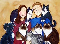 Great family portrait