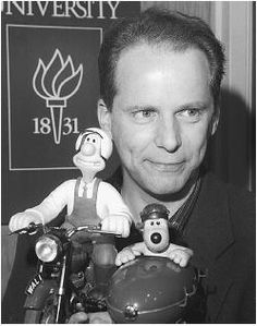 "Nicholas Wulstan ""Nick"" Park (born 6 December 1958), is an English filmmaker of stop motion animation best known as the creator of Wallace and Gromit and Shaun the Sheep. Park has been nominated for an Academy Award a total of six times, and won four with Creature Comforts (1989), The Wrong Trousers (1993), A Close Shave (1995), and Wallace & Gromit: The Curse of the Were-Rabbit (2005)."