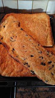 Αγαπημένες συνταγές: Λαγανα χωρις ζυμωμα Banana Bread, Desserts, Food, Tailgate Desserts, Deserts, Essen, Postres, Meals, Dessert
