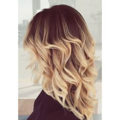 My ombre!!