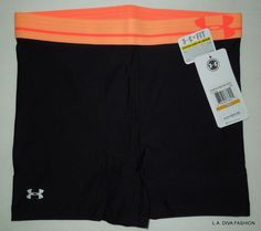 UNDER ARMOUR Womens Compression Shorts Gym Traning Many Color XS S M L XL $24.99…