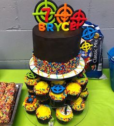 Only place your orders if they are needed after June . Paintball Birthday, Paintball Party, Laser Tag Birthday, Laser Tag Party, 10th Birthday, Birthday Parties, Birthday Ideas, Birthday Cakes, Nerf Gun Cake