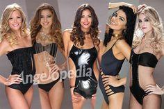 Miss Universe Argentina 2016 Top 5 Hot Picks