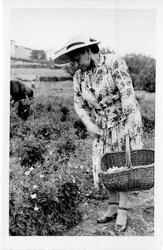 Madame Helena Rubinstein | HR in her Perfume Factory | Flickr - Photo Sharing!