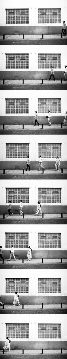 ZIZER en la Calle Barco. By 21Carminas.com para zizer.es