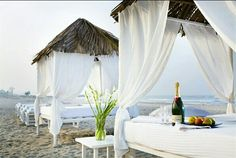 Marbella beach n resort, morjim goa