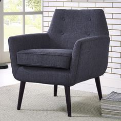 You'll love the Klein Arm Chair at Joss & Main - With Great Deals on all products and Free Shipping on most stuff, even the big stuff.