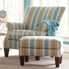 Craftmaster Accent corner sofa and ottoman From Fabric SC4067