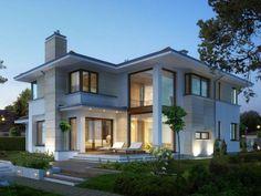 Проекты домов и коттеджей | Строительство домов под ключ - БЭНПАН