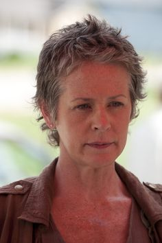 Carol, TWD, her emotional character is also an inspiration for any kind of story.