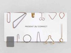 This dreamy paper clip strip.