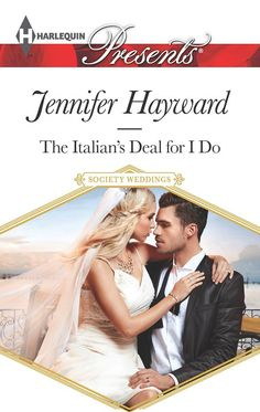 The Italian's Deal for I Do by Jennifer Hayward is the first part in the Society Weddings series. Rocco Mondelli must prove his playboy days are over. His secret weapon? Supermodel-in-hiding … Romance Books Online, Books To Read, My Books, Mass Market, Wedding Book, Vintage Books, Bibliophile, Book 1, Playboy