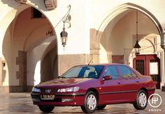1999 Peugeot 406 Sedan
