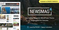Download Newsmag V4.2 - News Magazine Newspaper WordPress Theme - Free Downlad Newsmag Wordpress Theme V4.2 [Latest] - Free Download Newsmag V4.2 Nulled Theme