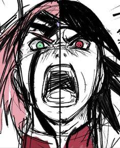 Sakura y Sarada Naruto Uzumaki, Naruto Sasuke Sakura, Naruto Art, Sakura Haruno, Anime Naruto, Manga Anime, Manga Girl, Naruto Funny, Naruto Girls