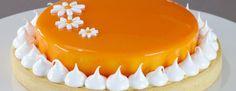 Tarte passion-vanille-tonka | Les Recettes de Laure