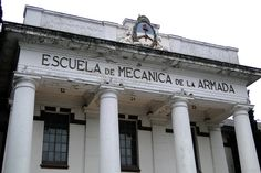 Escuela de Mecanica de la Armada (ESMA) - Detention and Torture Center - Buenos Aires - Argentina - 03 by Adam Jones, Ph.D. - Global Photo Archive, via Flickr