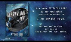 Lorien Legacies, I Am Number Four, Alien Vs, 1 News, Book Series, New York Times, Bestselling Author, Good Books, Jokes