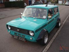V8 mid engined Clubman Estate