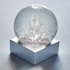 Shop Smithsonian Store's jewelry and trinket boxes. These decorative boxes, along with pouches and trays, are perfect for storing Jewelry and trinkets. Water Globes, Snow Globes, Aesthetic Room Decor, Rose Quartz Crystal, Wedding Art, Snowball, Crystal Ball, Cool Things To Buy, Glass Art