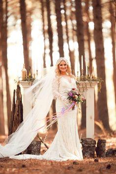 Bridal gown from #GlitzNash @GlitzNash (Savannah Kate Photography)