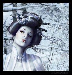 Geisha Yuki Onna