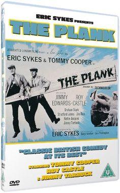 The Plank [DVD]: Amazon.co.uk: Eric Sykes, Tommy Cooper, Graham Stark, Stratford Johns, Jim Dale, Hattie Jacques, Jimmy Tarbuck, Diana Dors: DVD Blu-ray Classic Tv, Classic Films, Eric Sykes, Jim Dale, Tommy Cooper, Amazon Dvd, Diana Dors, Dvd Blu Ray