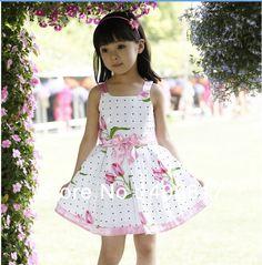 patrones de vestidos de niña gratis de marca de gran patrón de