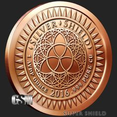 2016-1oz Copper Round Joy to the World LIMITED QUANTITIES